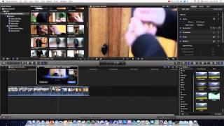 Final Cut Pro X Basics Tutorial Pt. 1 - Auditioning Clips