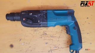 Makita HR2450 Hammer drill Restoration