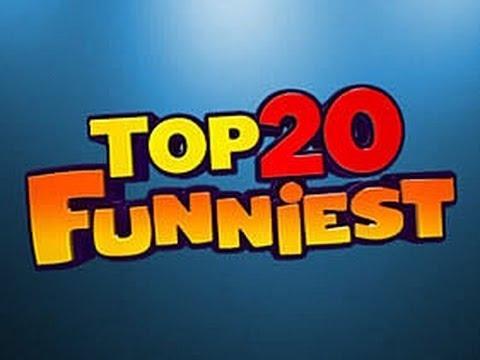 Top 20 Funniest:  Bromistas Extremos