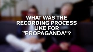 MUSE   Recording Propaganda [Simulation Theory Behind The Scenes]