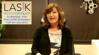 Carla Aslup had LASIK at Southern Eye 9 Months ago and shares her story