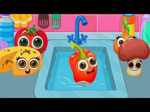 Masak Masakan Anak Kecil Permainan Masak Menyenangkan Smotret