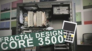Fractal Design CORE 3500  - Keddr.com