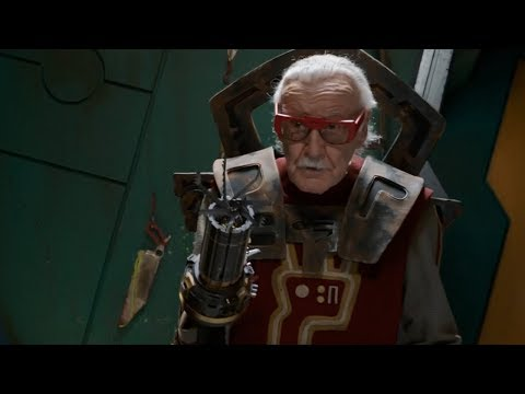Thor: Ragnarok Stan Lee Cameo.