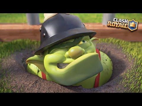 "Clash Royale Movie ""The Caged Goblin""  [Full HD] - 2019 Best Clash Animation Fan Edit | Clash Royale"