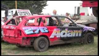 preview picture of video 'IN THE PITS AT MILDENHALL 27TH JULY 2013'