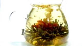 Osmanthus blooming tea - Art Tea - Dan Gui PIao Xiang