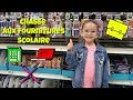 CHASSE AUX FOURNITURES SCOLAIRE 2019 BACK TO SCHOOL