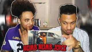 ScHoolboy Q   Numb Numb Juice [Official Music Video] Reaction Video