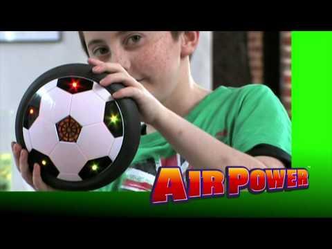 Air Power Luftkissen-Fußball - 04022