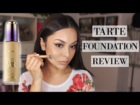 Rainforest Of The Sea Water Foundation SPF 15 by Tarte #9