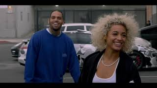 DaniLeigh   Easy (Remix) Feat. Chris Brown (Behind The Scenes)