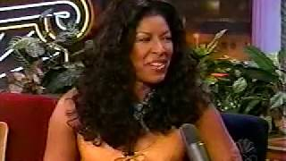 Natalie Cole - This WIll Be (An Everlasting Love)/Interview (2000)