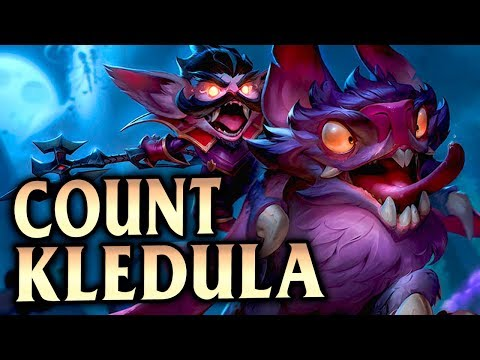 New Count Kledula Skin How To Conquer With Kled Top League Of