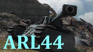 【WoT:ARL 44】ゆっくり実況でおくる戦車戦Part296 Byアラモンド