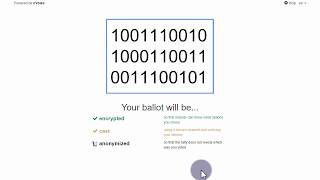 nVotes Online Voting video