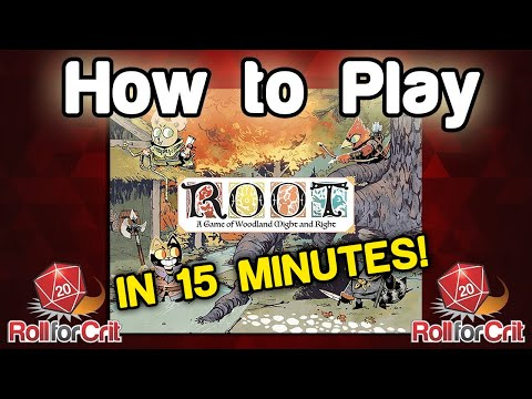 How to Play Root | Roll For Crit