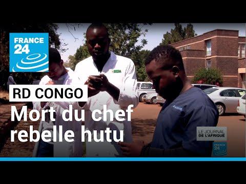 RDC : mort du chef rebelle hutu Sylvestre Mudacumura
