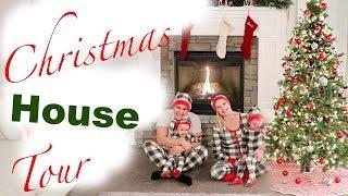 Christmas House Tour | Okbaby