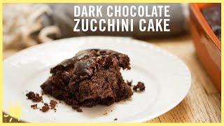 chocolate zucchini cake recipe using cake mix