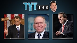 House Sues Obama, CIA Hackers, Argentina Default & Tofu Nuggets | TYT140 (July 31, 2014) thumbnail