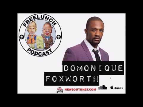 FREELUNCH PODCAST: The Domonique Foxworth Interview