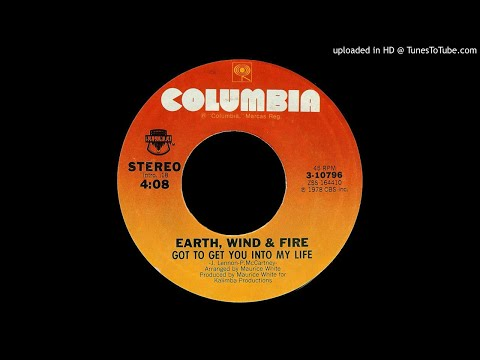 Earth, Wind & Fire - Got To Get You Into My Life 1978 HQ Sound