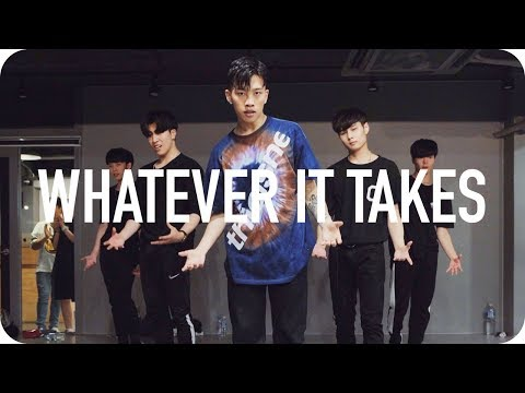 Whatever It Takes - Imagine Dragons / Jinwoo Yoon Choreography Mp3