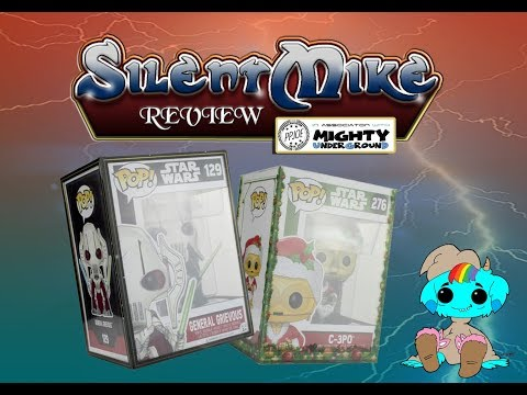 PPJOE - Funko Pop! Protectoren - Special Editions 2019 - Silent Mike Review #125