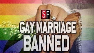 North Carolina BANS Gay Marriage!