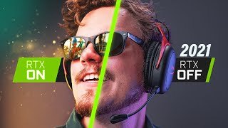 NVIDIA RTX in 2021 - A GAMER'S Perspective