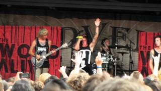 The Word Alive- Like Father Like Son + Circle Pit (Monmouth Park)
