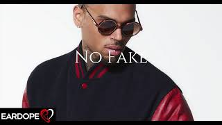 Chris Brown - No Fake ft. The Weeknd  NEW SONG 2018