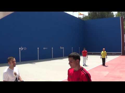 Campeonato de España Preolímpico 2 Alcàntera de Xúqer vs Molareño B