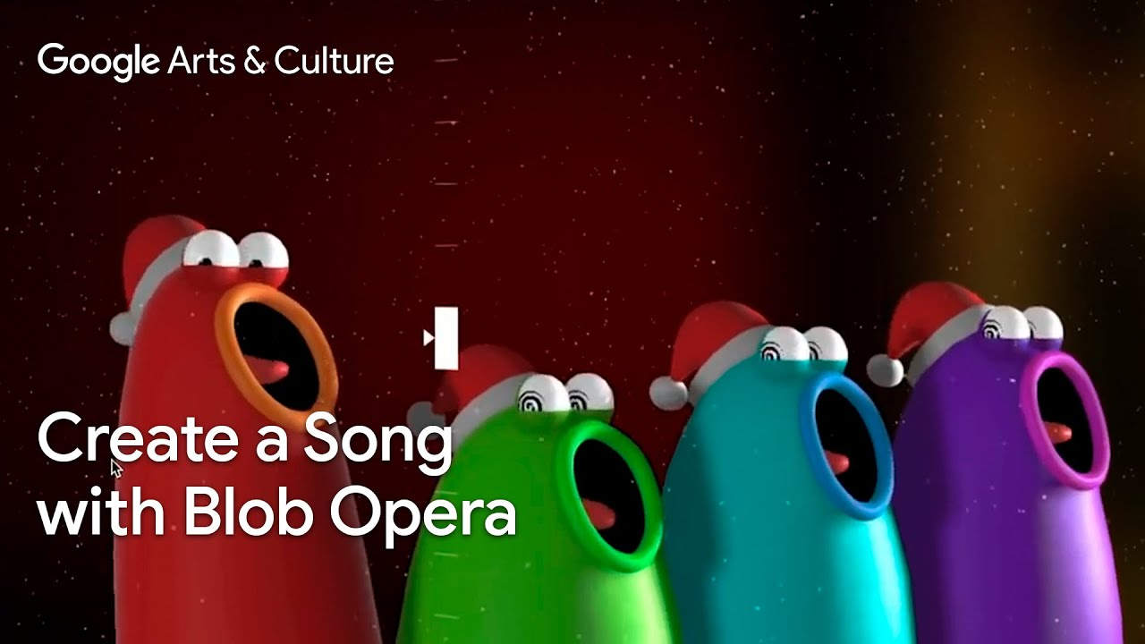 Create a song with Blob Opera