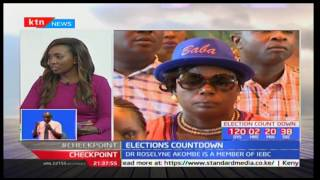 Elections Countdown with Roselyn Akombe an IEBC Commissioner