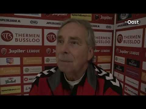 Jan van Staa na Go Ahead Eagles - Jong PSV