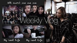 | Thỏ Vlog | Tất Tần Tật Cuộc Sống Thật Vừa Là Youtuber Vừa Là Nv Văn Phòng Của Thỏ - Weekly Vlog