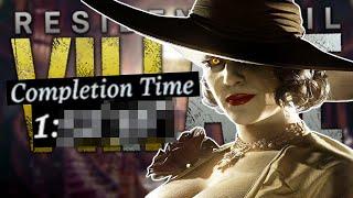 Can I Beat Resident Evil 8 Village In Under 2 Hours (SPEEDRUN)