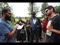 Is Atheism A Religion - Subboor Ahmad vs Atheist | Speakers Corner