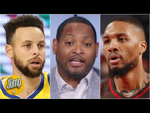 Robert Horry blames Stephen Curry and Damian Lillard for so many threes in today's NBA | The Jump