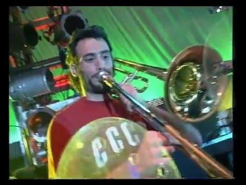 Carajo video El vago (Versión Reggae) - Estadio Obras 2005