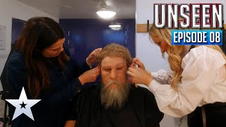 David Walliams goes UNDERCOVER! | Episode 8 | BGT: Unseen