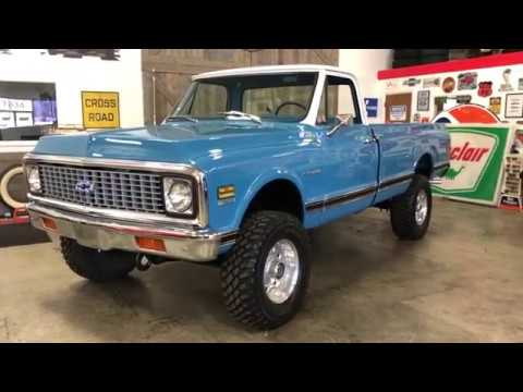 Video of Classic '72 K-20 - $39,990.00 Offered by Grand Rapids Classics - OXJT