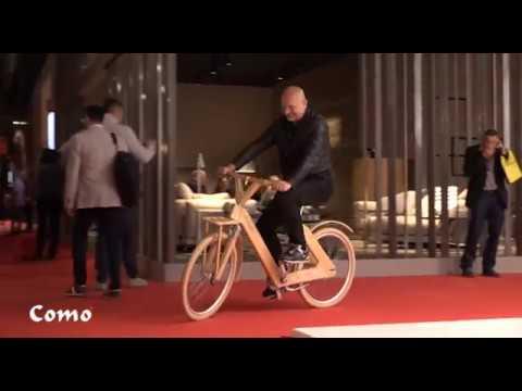 TELENORBA Comò - Stand CALIA Italia - Salone del Mobile 2018