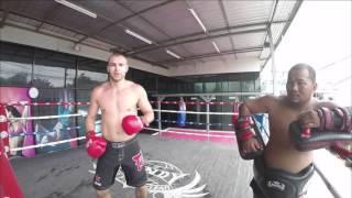 Тайский бокс: как проводят тренировки в Таиланде