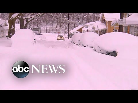 Midwest, Northeast slammed by dangerous snow, ice