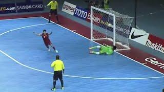 JAPAN vs VIETNAM: AFC Futsal Championship 2016 (Quarter Finals)