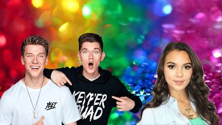 You won't believe what these YouTubers are up to. See some of the world's funny challenges!!!