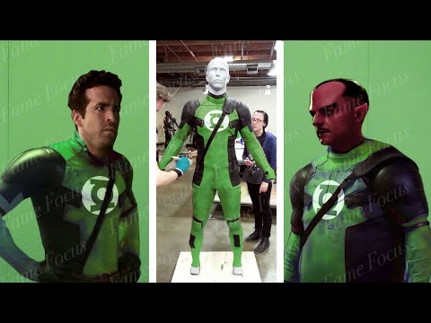 [PARODY] Amazing VFX - The Green Lantern, How They Did it